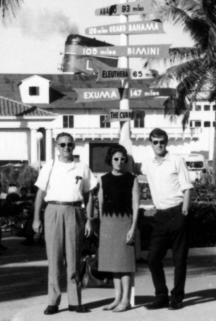 Dec 64 Tony Herb Vi Bahamas cruise - Copy