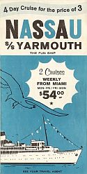 SS Yarmouth cruise advert 2