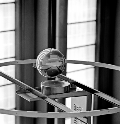 Foucault Pendulum at the UN HQ in NY