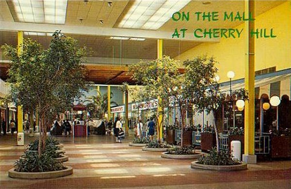 Cherry Hill Shopping Center, Cherry Hill NJ c1960s