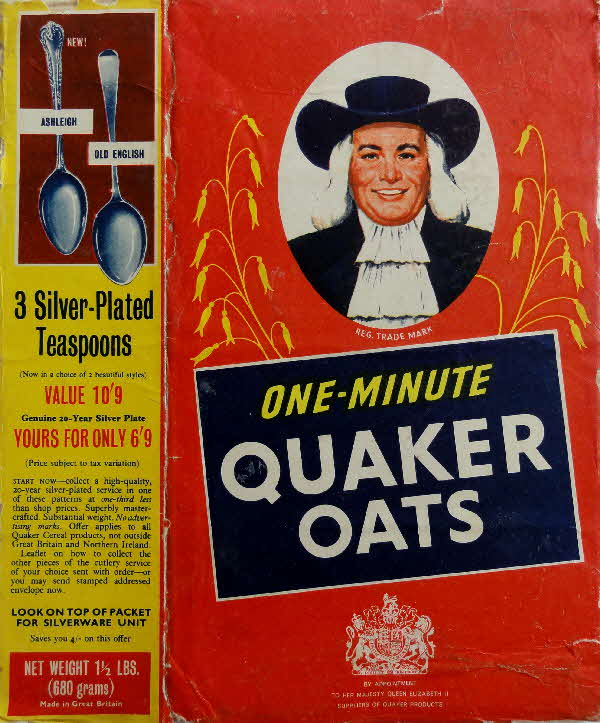 1960s-Quaker-Oats-Your-Childs-Career-No-10-District-Nurse---spoons