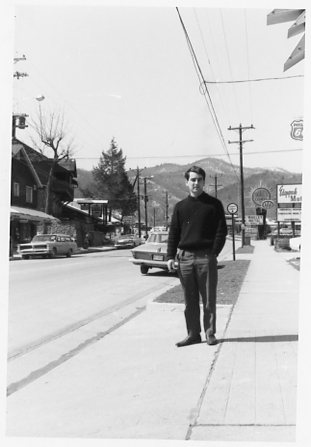 1965 03 21 Colin in Gatlinsburg