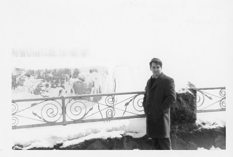 2- Niagara Falls March 1965 Colin