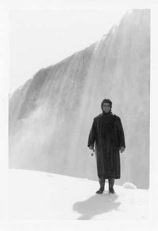 Niagara Falls March 1965 Colin 2
