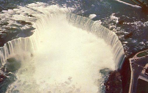 Niagara Falls Postcard 7