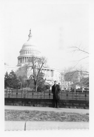 Tony at the Capitol Washinton March 65