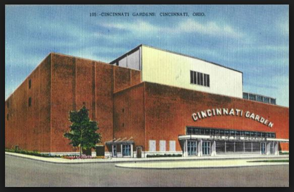1965 04 08 Cincinnati Gardens