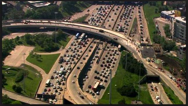 1965 04 09 Chicago Kennedy Expressway 1