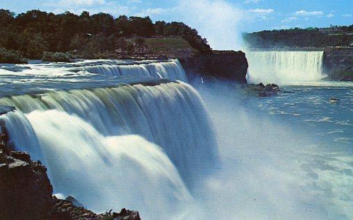 Niagara Falls Postcard 6