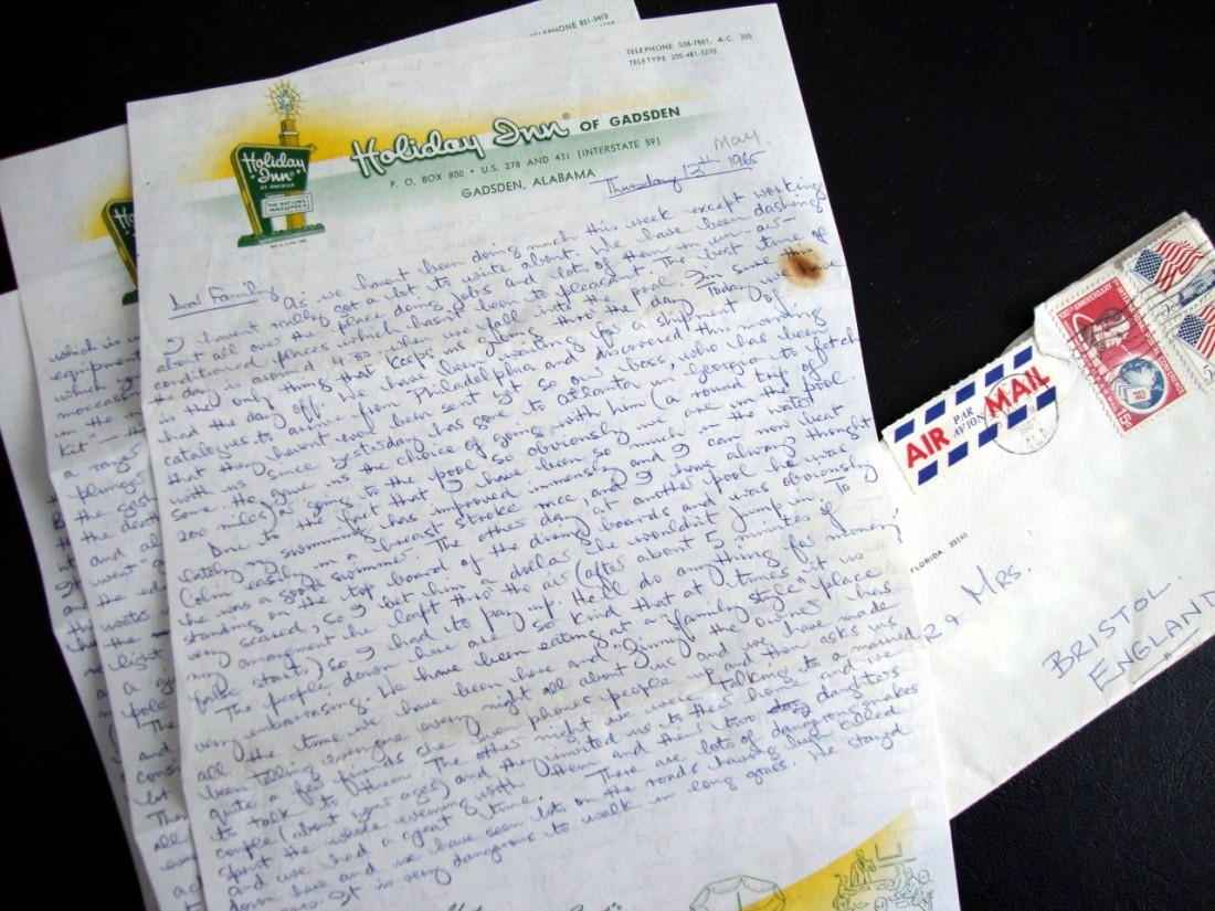 1965 05 13 - 16 photo of letter