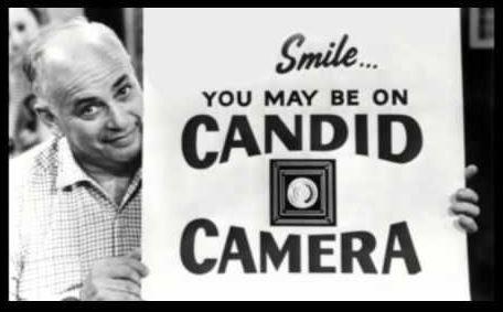 1960s candid camera