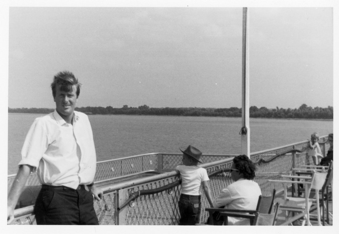 1965 06 New Orleans Tony on Riverboat President 3