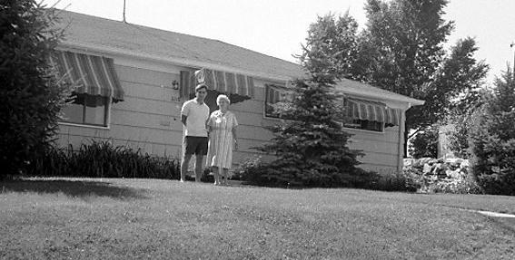 img141 Mrs Smith_s home in Colorado Springs, Colorado