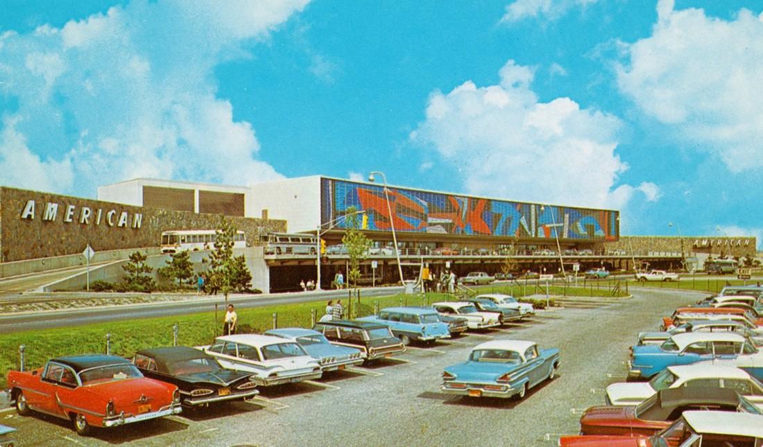 JFK Airport 1960s