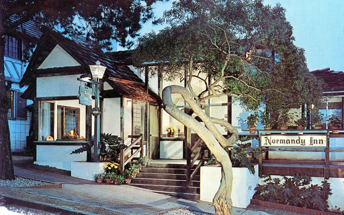 NORMANDY INN. Carmel-by-the-Sea, California