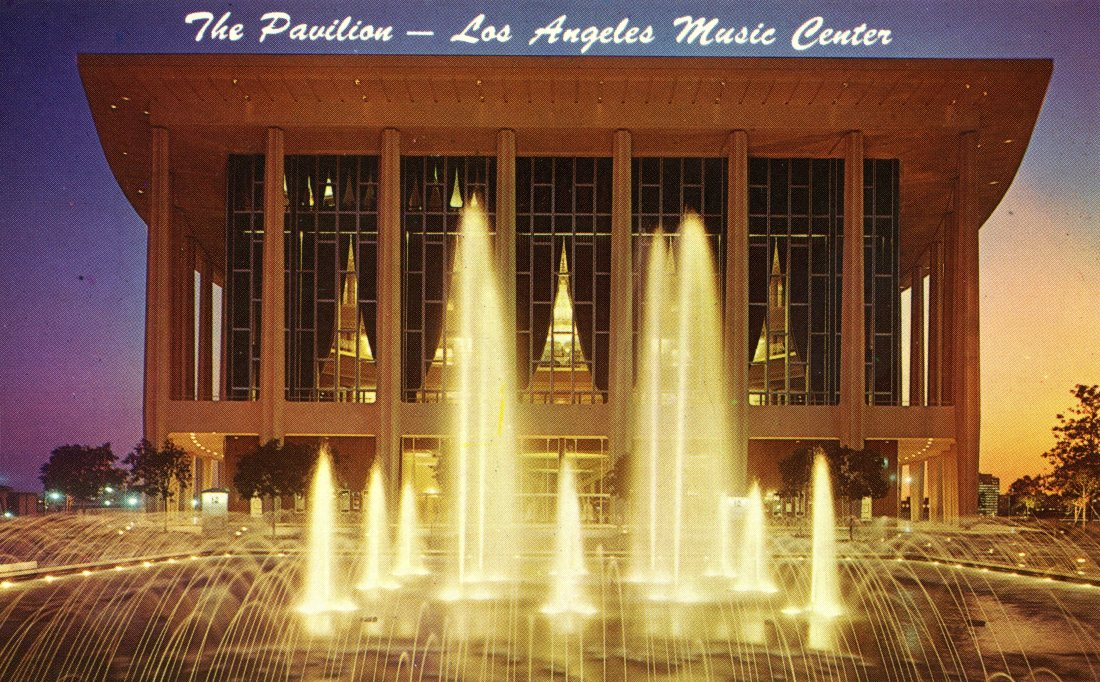 P57 NEW MUSIC CENTER LOS ANGELES, CALIFORNIA