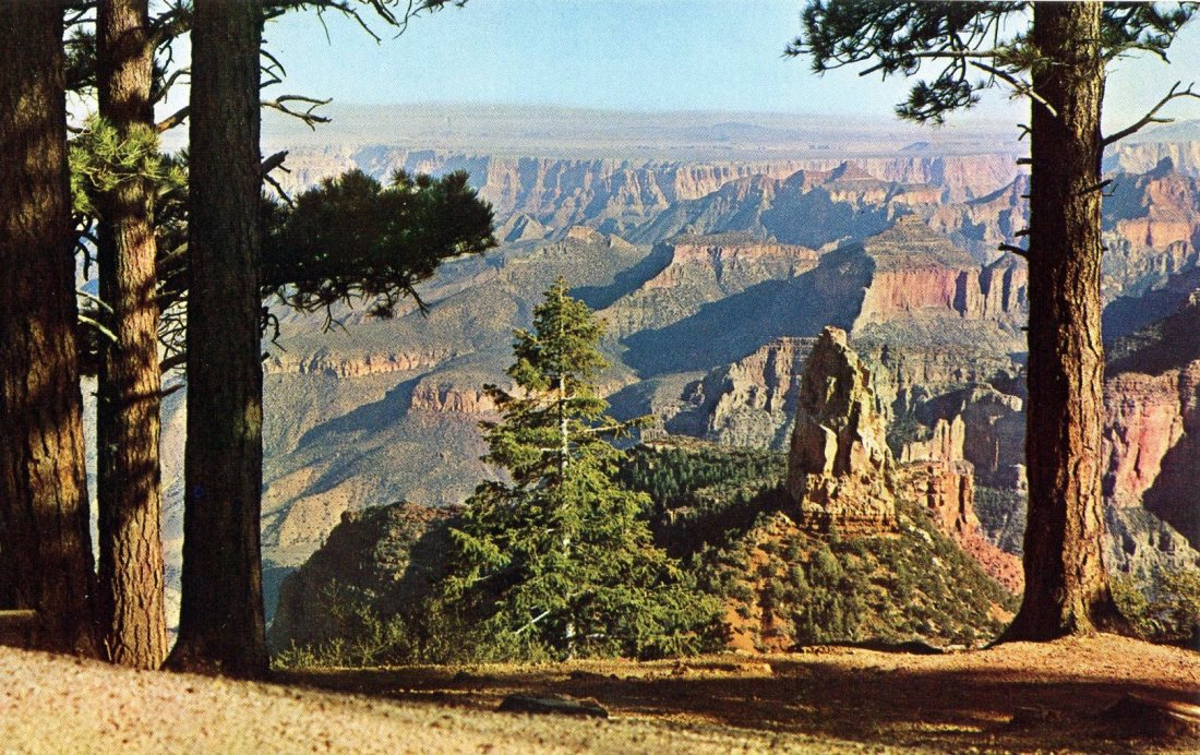 Point Imperial Grand Canyon National Park, Arizona P10