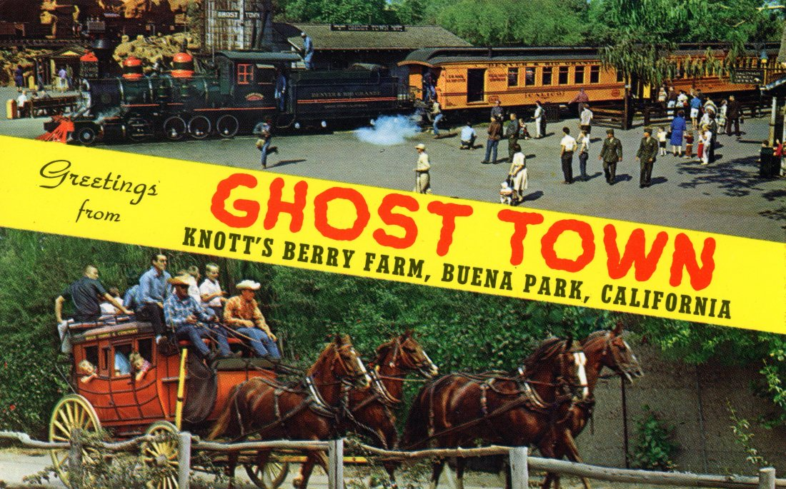 P34 GHOST TOWN KNOTT_S BERRY FARM BUENA PARK CALIFORNIA