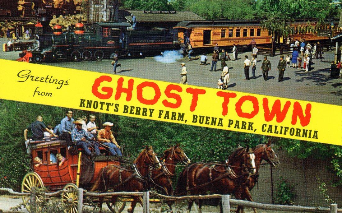 P34 GHOST TOWN KNOTT_S BERRY FARM BUENA PARK CALIFORNIA