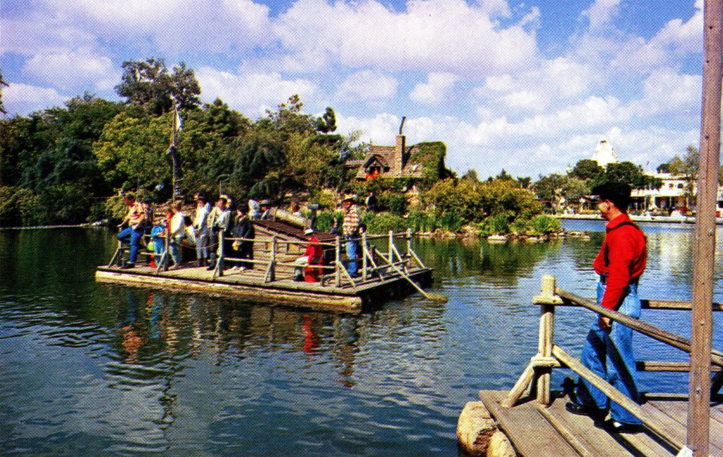 p45 tom sawyer_s island disneyland california