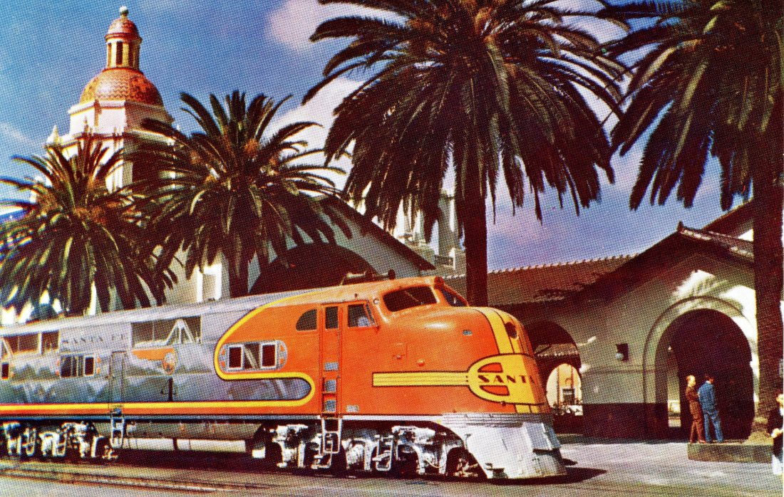p59 union station, san diego, california