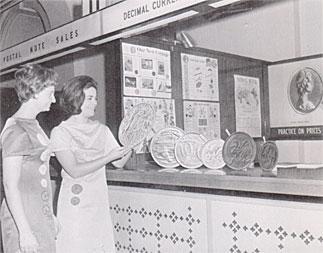 1965 10 27 Australian dollar girls