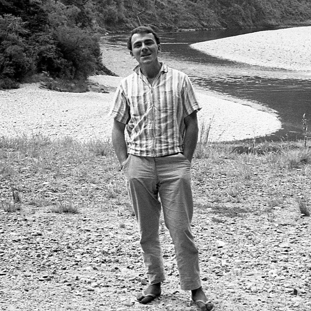 Jim Gardiner in New Zealand cropped