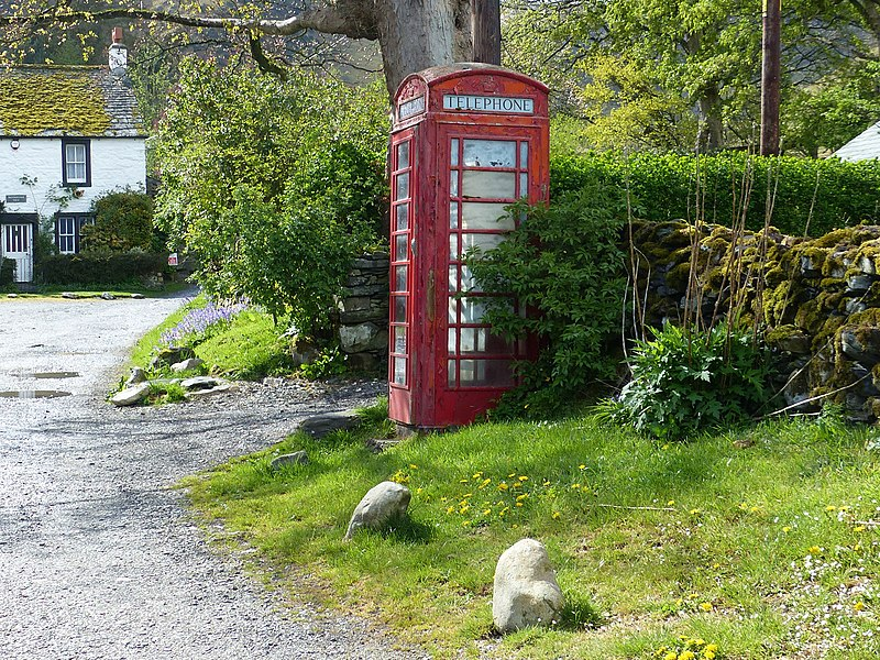 800px-K6_Telephone_Box,_Mungrisdale