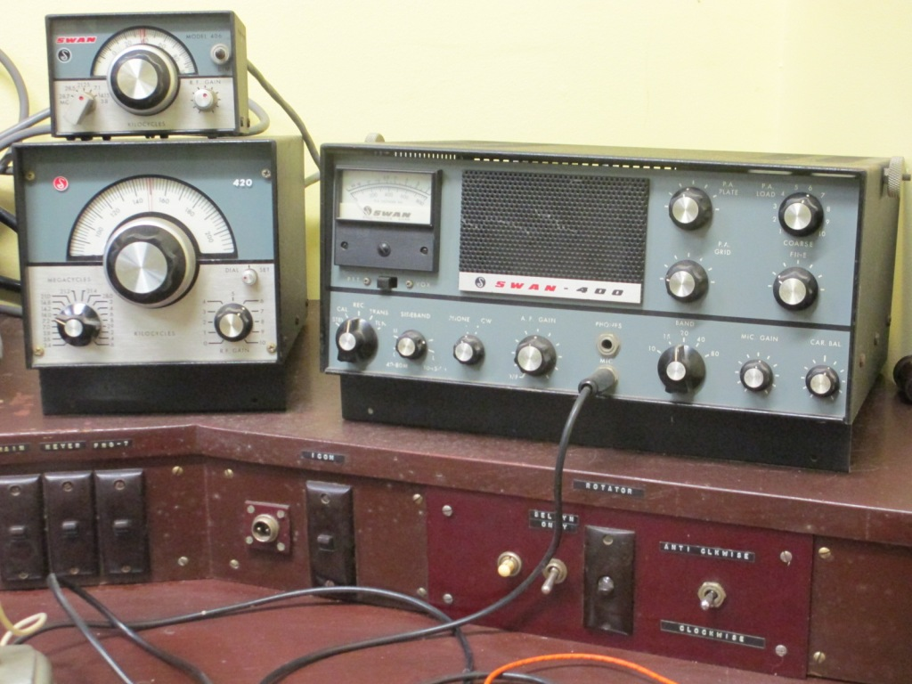 ham radio photo